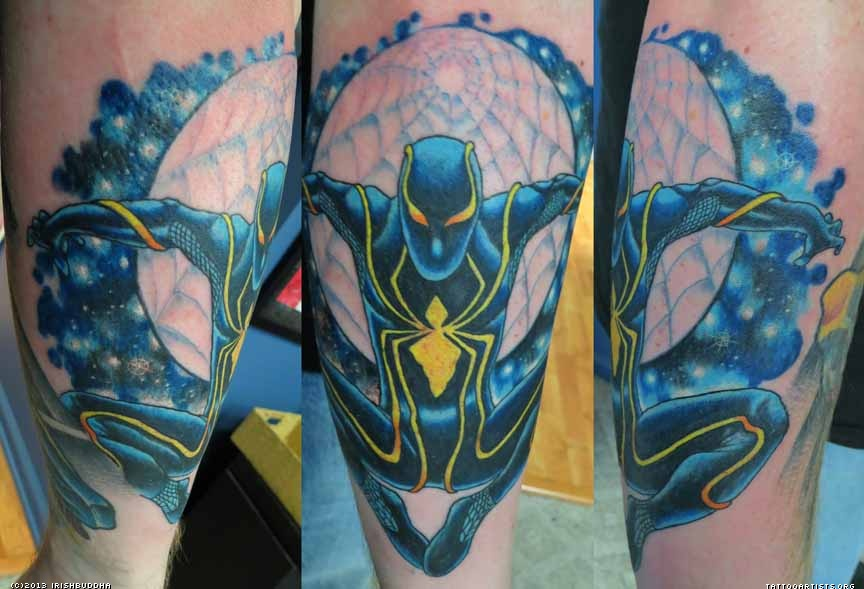 705b51c5f Five amazing Spider-Man tattoos and the artists who (probably) inspired them